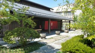 宮坂醸造店舗外観