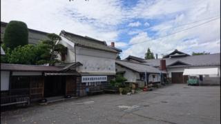 亀田屋酒造店外観