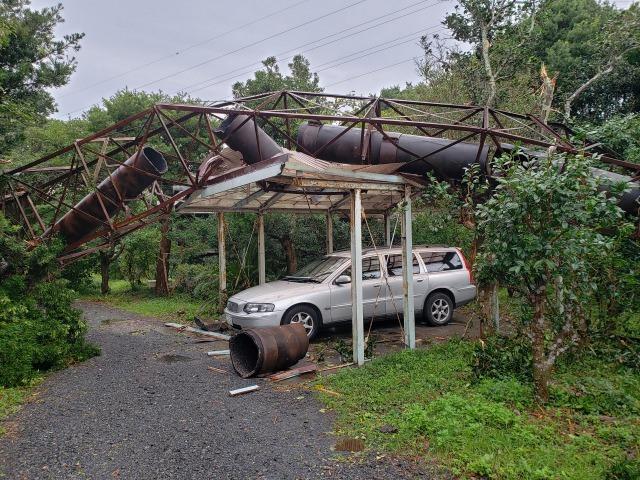 千葉県酒造組合 台風15号被害状況2