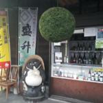 黄金井酒造店舗